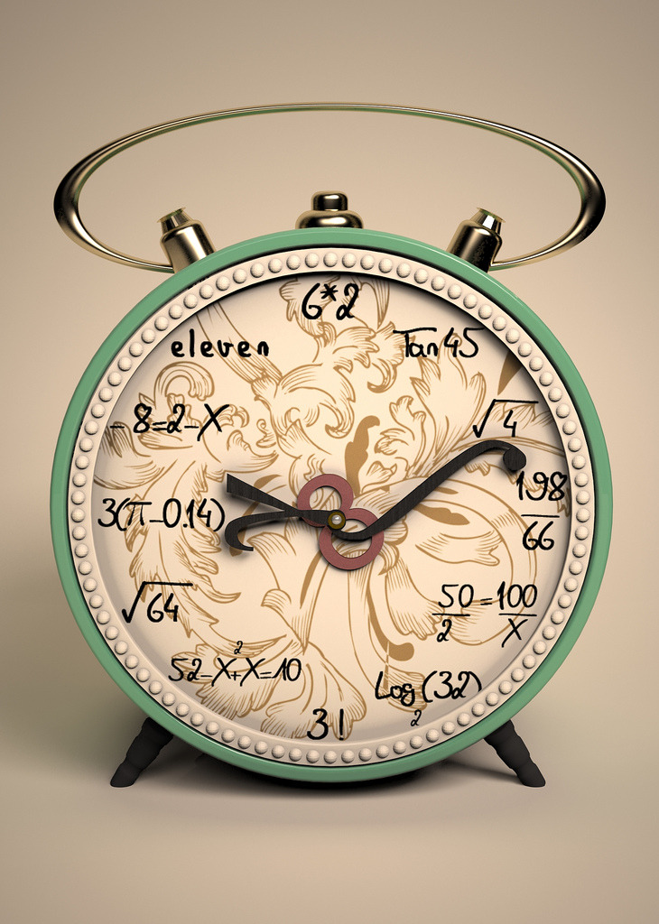 My Scientific Clock (by Oncle Shanabo)