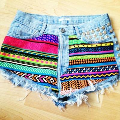 I want this Aztec shorts!