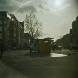 Amsterdam on Flickr.Amsterdam. Holga. Film. 120CFN.