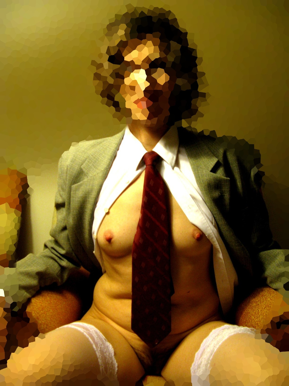 Office lady 3, November 2011