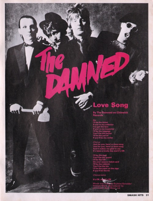 THE DAMNED !