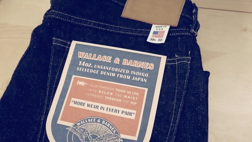 grown man denim | made in usa