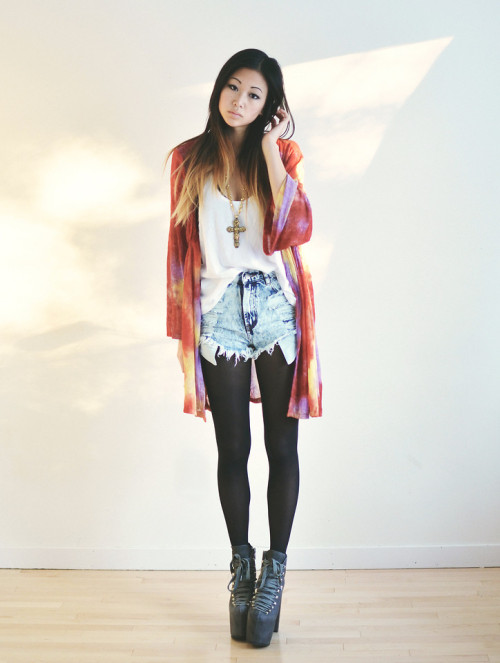 lookbookdotnu:  Scar tissue that I wish you saw (by Alyssa Lau)
