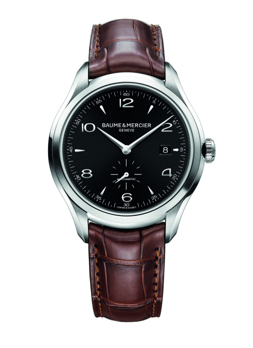 The new Clifton from Baume & Mercier.  A strong early showing.  Details here.