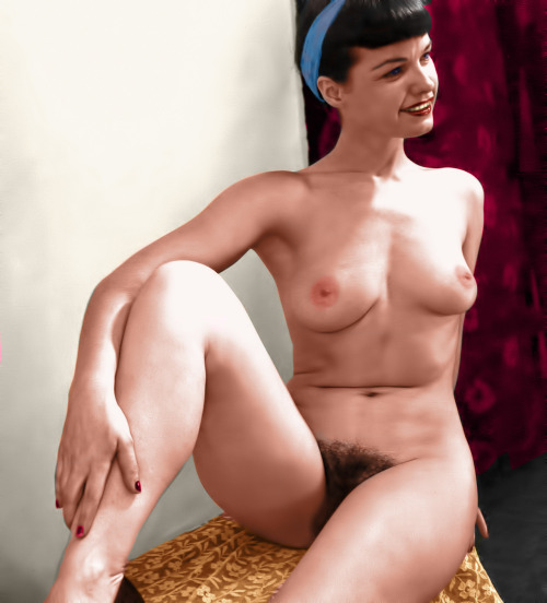 oldiznewagain:   Bettie Page   2013's first Bettie Page post.