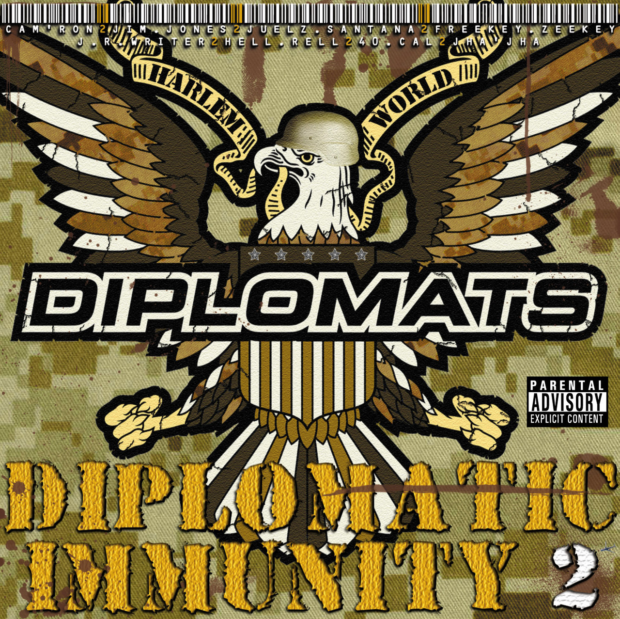 BACK IN THE DAY |11/23/04| The Diplomats released their second album, Diplomatic Immunity 2, on Koch Records.
