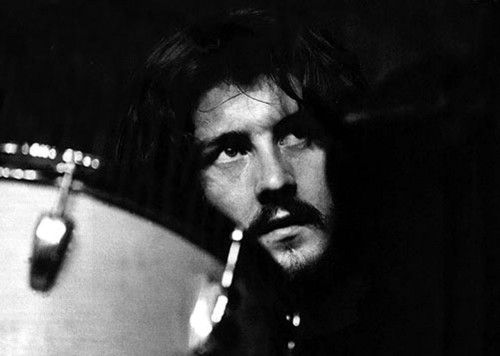 warpwoof:  John Bonham  John Bonham played the drums like someone who didn't know what was going to happen next—like he was teetering on the edge of a cliff. No one has come close to that since, and I don't think anybody ever will. I think he will forever be the greatest drummer of all time.  Dave Grohl