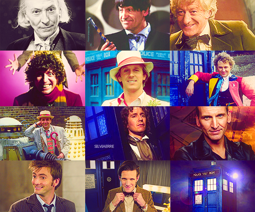 HAPPY 49TH ANNIVERSARY DOCTOR WHO!