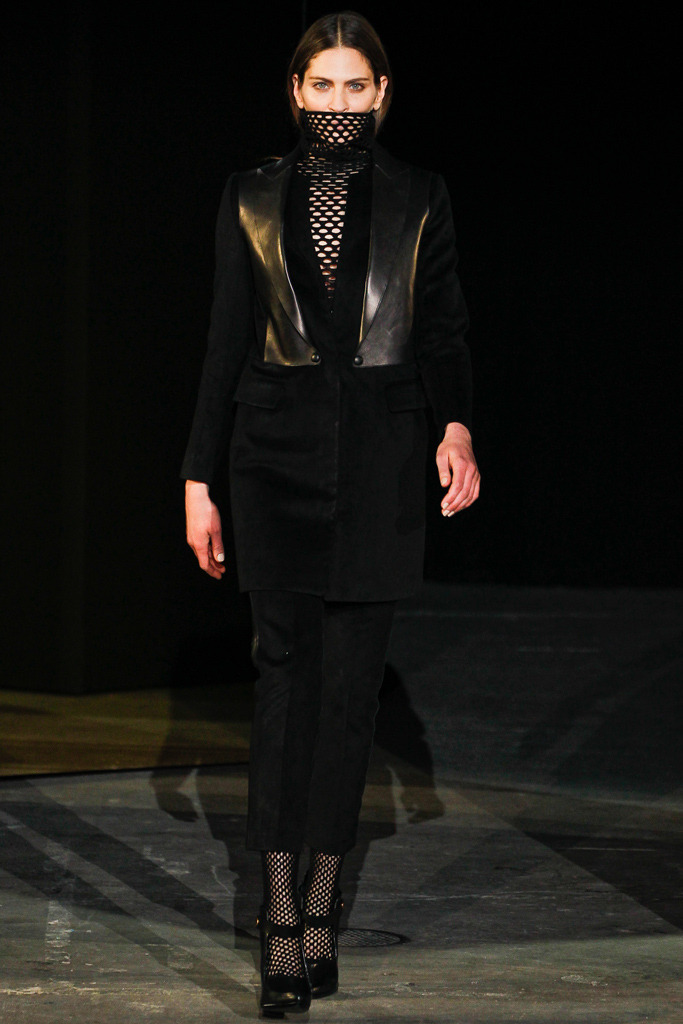 Let's celebrate Black Friday with some all black Alexander Wang Fall '12….and shopping. The best sales + discount codes for this weekend on ChiCityFashion.com today.