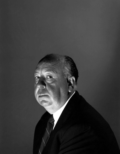 Alfred Hitchcock, the master of suspense.