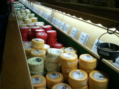 Cheese at Heini's