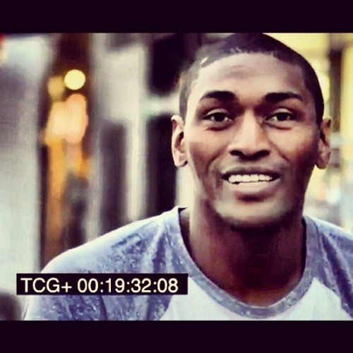 Watch @mettaworldpeace as he goes hard in the paint on the #dubmagazineproject  this Sunday at 1P/12C only on @mtv2. #dubmagazine #cars #carculture #sports #basketball #losangeles #lakers #lakeshow #iphoneonly #bestoftheday #instagramhub #picoftheday #photooftheday #instagood #instahub #instagramhub #igers #igdaily #instadaily #webstagram #tweetgram #instagramers #follow #statigram #instagramnyc