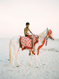 lifein-india:  Boy on Horse (by A Jacona)