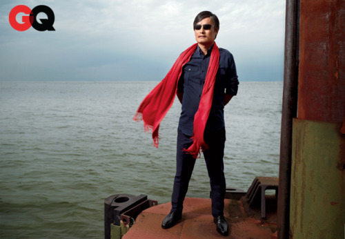 Chen Guangcheng: Rebel of the Year Guards routinely stole into Chen Guangcheng's house, wrapped him in a blanket, beat him bloody, broke his wife's bones. The blanket seemed especially gratuitous: Chen is blind. This went on for a year and a half, all because the self-taught lawyer had sued the Chinese government to stop forced abortions in his village. So one dark April night, he left it all behind.