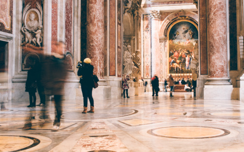 grantlegan:  St Peters Basilica