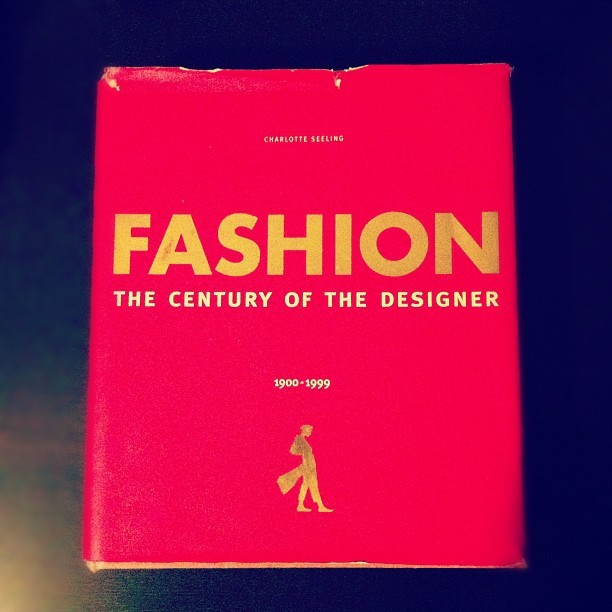 #thesis #fashion #book