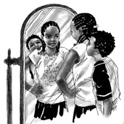 africaisdonesuffering:You Say, We Say, They SayYou say Black is Beautiful but you diss me on the internet because of my dark toneYou say Black is Beautiful but because I'm light skinned I have less flawsYou say Black is Beautiful but you say I'm pretty… for a dark-skinned girlYou say Black is Beautiful and you put your fist in the air while at the same time beating me downbecause you claim a dark skin woman can take a beating betterYou say Black is Beautiful but you see no problem with those in the media disrespecting dark skinned femalesYou say Black is Beautiful but only if I'm dark enough to be called exoticYou say Black is Beautiful but your actions show that you hate black, and don't want to be blackYou say Black is Beautiful but if I'm light skinned I'll cheat on youYou say Black is Beautiful but you place yourself as a second-class citizenYou say Black is Beautiful but your negative perceptions mirror those who enslaved usYou say Black is Beautiful but you chose me strictly based on my lighter toneYou say Black is Beautiful but then why does it matter how I wear my hairYou say Black is Beautiful but you don't know what true beauty isYou say Black is Beautiful but the definition of it is affected by those in the mediaYou say Black is Beautiful but I don't buy it.You don't think you're beautiful. You don't think you're handsome. I don't know if you think at all.You don't have to speak these words for me to know themI was raised by a black mother. A black father. And no, their shade does not matter to me.I guess sometimes I laughAt our people. Our ignorance. Our arrogance.Sometimes it's better than crying.Words without meaning, you've muddied the imageI was told I was beautiful for being meI was told black is beautiful because of our historyI was told black is beautiful because of our struggleI was told black is beautiful because of the legend we as a people embodyI was told black is beautiful for all shadesI was told black defines itself, but never forgets wher