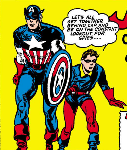 historymiss:  Yes, Bucky, spies are the worst.