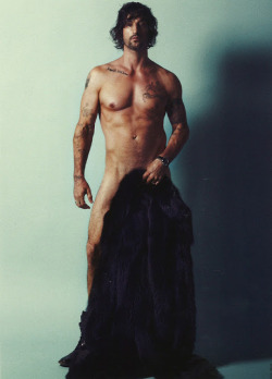 accidentalbear:  (via Tony Ward Photographed by Txema Yeste for Antidote Magazine)