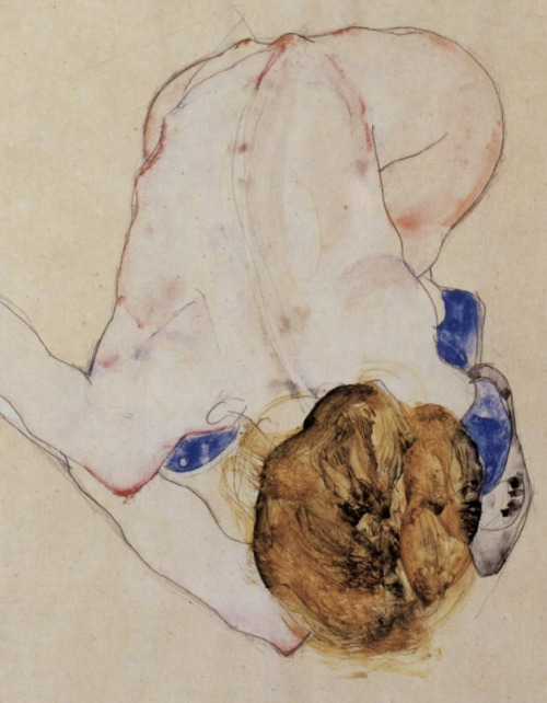 I will always reblog Schiele.