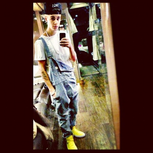 bieber-news:  @justinbieber: I hope you hate my style