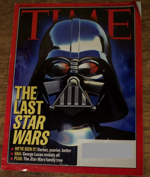nerdology:  Found in my parents basement: The Last Star Wars. … not entirely true.