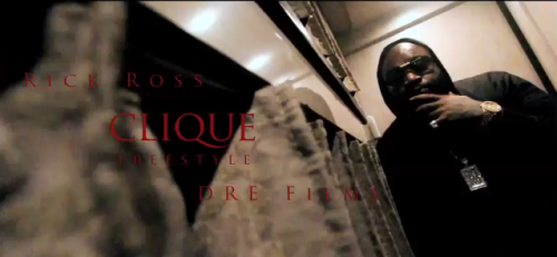 "New Post has been published on http://www.kyitl.com/video-rick-ross-clique-freestyle/Video: Rick Ross – Clique (Freestyle) Rick Ross does a visual for his 'Clique' freestyle which comes off his recent mixtape ""The Black Bar Mitzvah"". Usher also features in this Vlog. Watch the Vlog below."