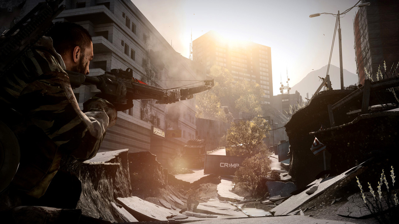 Battlefield 3 Aftermath Talah Market Flythrough is nice! #BF3 - http://www.hardcoreshooter.com/battlefield-3-news/battlefield-3-aftermath-talah-market-flythrough.html