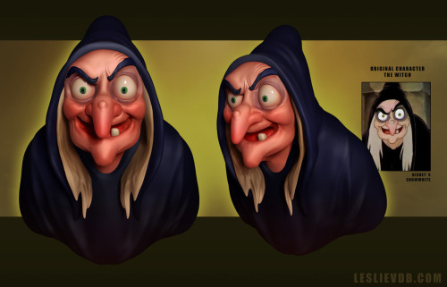 Leslie Van Den Broeck (AKA Ravenslayer on Polycount) has been sculpting a Disney character a day, and all are ridiculously awesome-tastic.  Check this out! Check out the thread!  :D