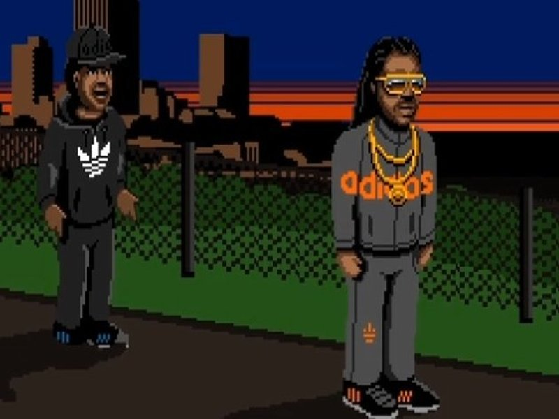 Need to burn off some of that turkey? Play the 2 Chainz Video Game.