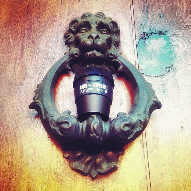Doorknockers of Bologna. #keepcupstyle #italy