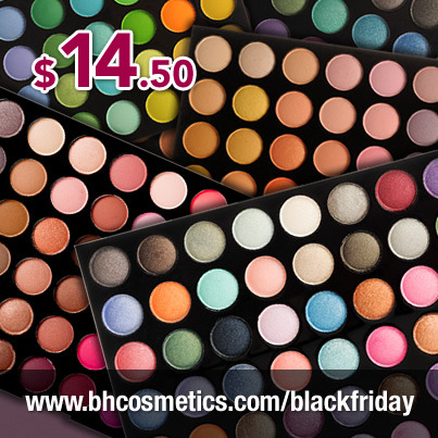 120 Color Eyeshadow Palettes for $14.50 each! Happy Black Friday :)
