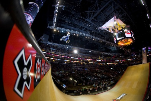 From bowling to BMX. Eight riders who have won three consecutive X Games gold medals and what we are calling BMX Turkeys! http://es.pn/S0rj9b