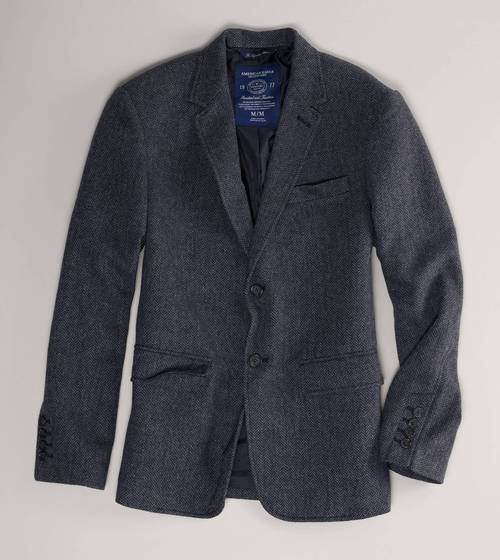 Tweed Blazer, $99.95 at American Eagle