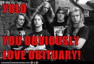 Death metal Yolo