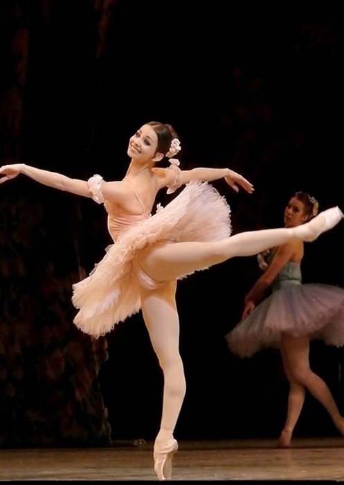 balletish:  Evgenia Obraztsova dancing Don Quixote