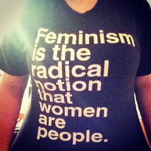 yourinsidesxrayed:  #feminism #newshirt #wickedclothes  I need to buy this - stat.