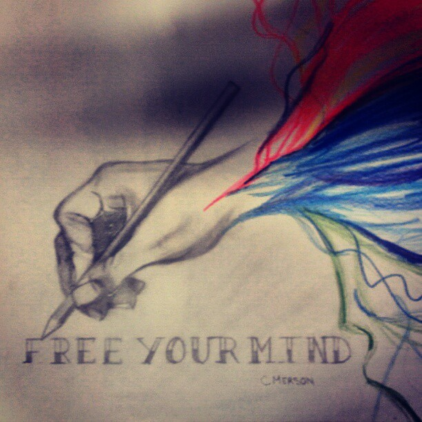 #freeyourmind #northlane #artlovin'