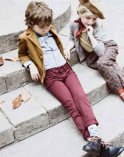 overlyenthusiastic:  The littlest hipsters