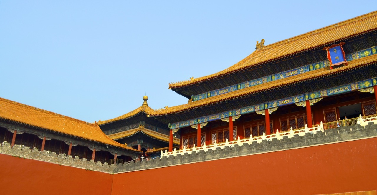 RedForbidden city Beijing, China Photo: Jadiel Galicia
