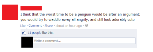 failnation:  Maybe this explains why penguins are monogamous? [FB]  http://failnation.tumblr.com