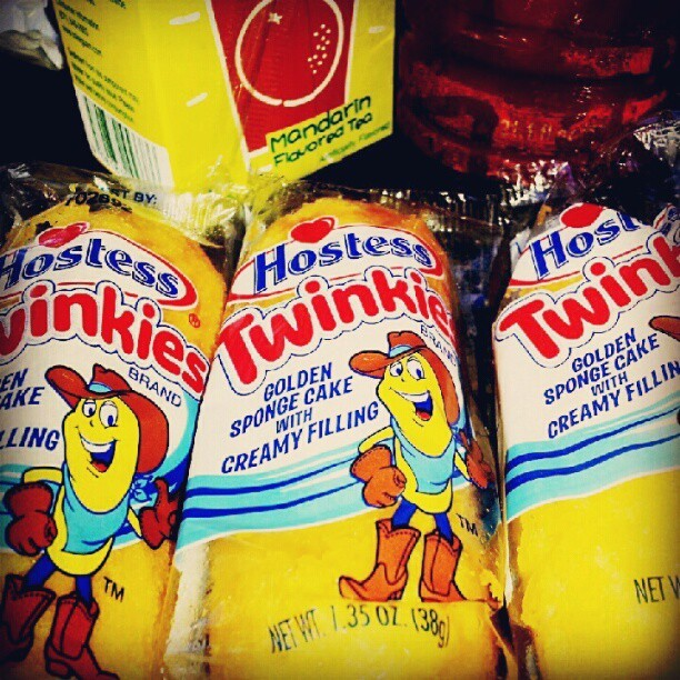 bought all these badboys! #goodbye #extinct #twinkies #yum! by vsecret_ http://instagr.am/p/SZqwuDkwdk/