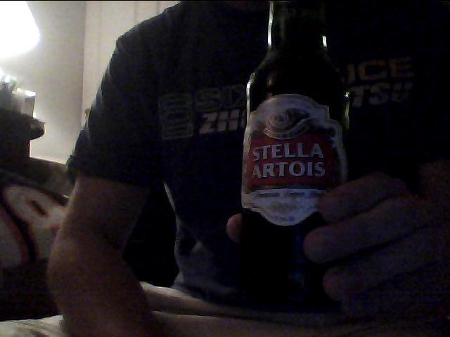 Trying Stella Artois for the first time while listening to some Frank Turner. What more could I ask for. Trying to decide if I should watch Wayne's World or The Departed. What do you think tumblr? Or you lovely people can chat with me. That is cool too.