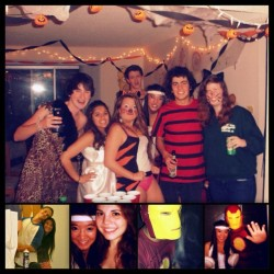 more #Halloween pictures! <3 #college (at Eastpointe Apartments)