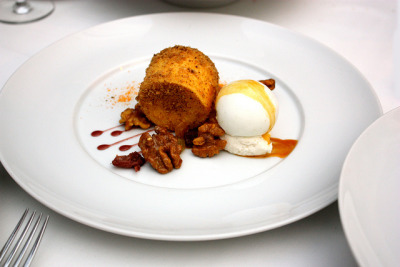 Sweet Carrot Souffle' by Kilo 66 on Flickr.
