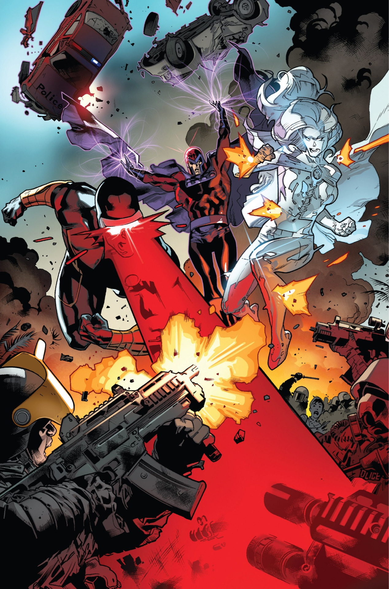 All-New X-Men by Stuart Immonen