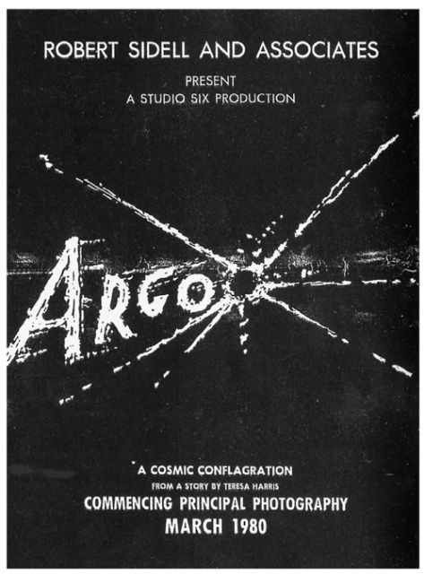 FLICK OF THE MONTH -(GET YOUR PERCS & POPCORN} ARGO-A dramatization of the 1980 joint CIA-Canadian secret operation to extract six fugitive American diplomatic personnel out of revolutionary Iran. StarringBen Affleck