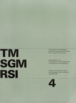 TM SGM RSI - 1963 Issue 4