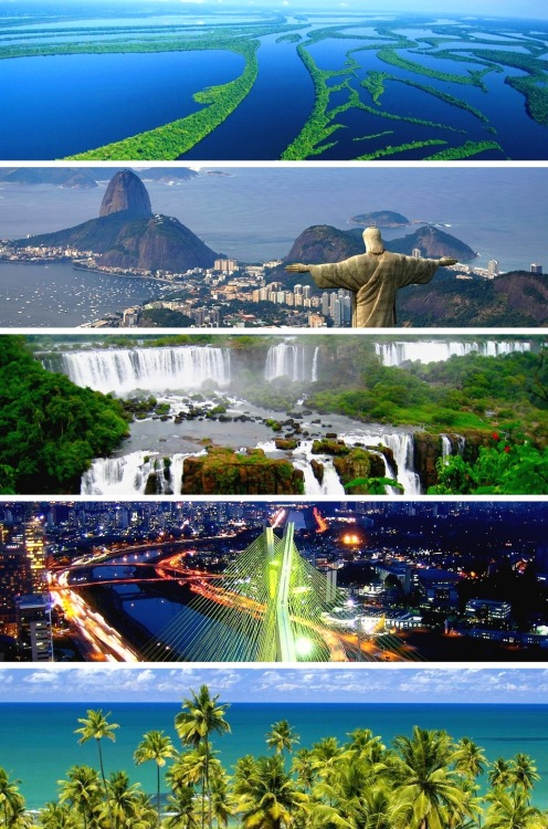 Brazil - It's more amazing than what you think.