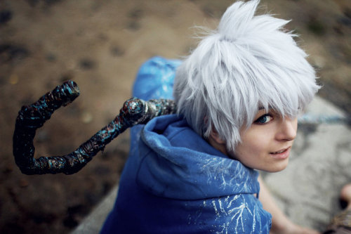 the-ros:  Jack Frost - Really? I hold the record? by *KorouOo _________ Best cosplay I've seen so far.